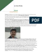 Bharat Matrimony Case Study