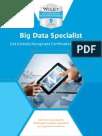 Wiley Big Data Specialist by Jigsaw Academy