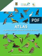 Atlas ornitologic