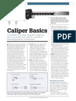 Caliper Basics