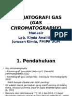 Kromatografi Gas ,ugm