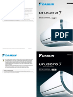 Daikin R32 Urusara 7 Catalogue