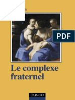 Rene Kaes Le Complexe Fraternel