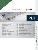 Catalogue Locks for Wooden Doors