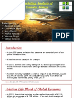 Marketing PPT-Emirates