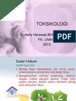 3. Toksikologi