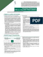 Datos Fundamentales Para El Inversor Carmignac Patrimoine