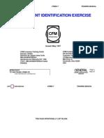 CFM 56-7B Component Identification