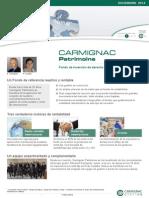 Ficha Carmignac Patrimoine