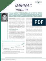 Informe 3er trimestre Carmignac Patrimoine