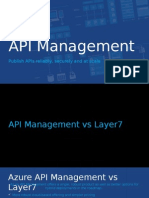 Azure API Management Battlecard
