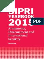 SIPRI Yearbook 2015 Summary in English