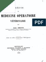 A.degive - Précis de Médecine Vétérinaire