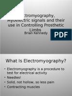 BrianK_ Electromyoghrapy