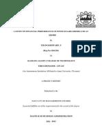 Financialperformanceponnisugars 131001233616 Phpapp01 (1)