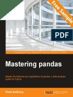 Mastering pandas - Sample Chapter