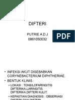 DIFTERI (IBE)