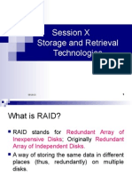 Storage and Retrieval Technologies