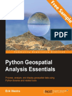 Python Geospatial Analysis Essentials - Sample Chapter