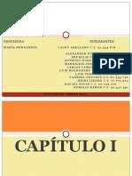diapositivas PROYECTO CHURUATA