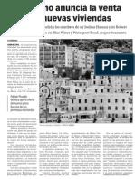 150618 La Verdad CG- El Gobierno Anuncia La Venta de 1.700 Nuevas Viviendas p.8