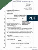 Federal Trade Commission v. Emerson Direct, Inc. et al - Document No. 9