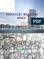 Parallel Bearing Walls
