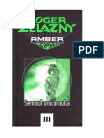 Roger Zelazny 3 - Semnul Unicornului (Amber).pdf