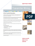 NEW - 4-20 MA Transmitter Wiring Technical Note