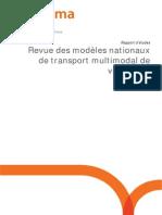 1504w-Revue Des Modeles Nationaux de Transport Multimodal de Voyageurs