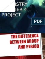 The Difference Between Group and Period