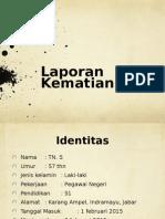 laporan kematian Sardiyono, revisi.ppt