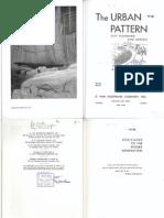 The Urban Pattern - Arthur B. Gallion, Simon Eisner