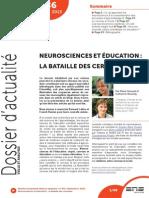 Neuroscience Et Éducation