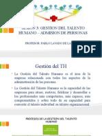 2 Talento y Mercadotecnia Sesión No. 3 - Admisión