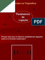 Parametros Lig.ligacão Química
