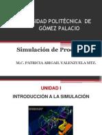 Simulación de Procesos - Unidad 1 -Introducción a La Simulación