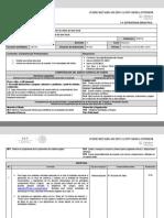 1.4 Secuencias Didacticas No. 2 Submodulo 1 Febrero-Julio 2015