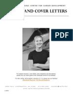 Resume (CV) & Cover Letter Book