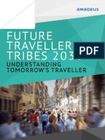 Future Traveller Tribes 2030