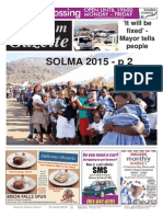 Platinum Gazette 19 June 2015