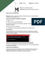 Conexion Maestro - Esclavo Mysql-Java