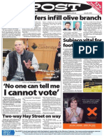 POST Newspaper for 20th of June, 2015