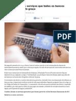 serviços que os bancos devem oferecer de graça.pdf