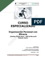 Organización Personal  GTD