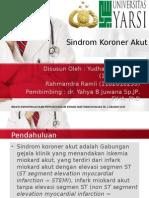Referat Sindrom Koroner Akut (Yudha&Andra)