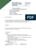 226-2014!02!11-Introducción Antropología Social. Consuelo.grupos 11 y 13