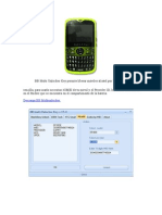 BB Multi Unlocker Key Permite Liberar Móviles Alcatel Por IMEI de Manera Sencilla