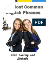 Most Difficult English-Phrases