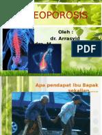 Osteoporosis tulang